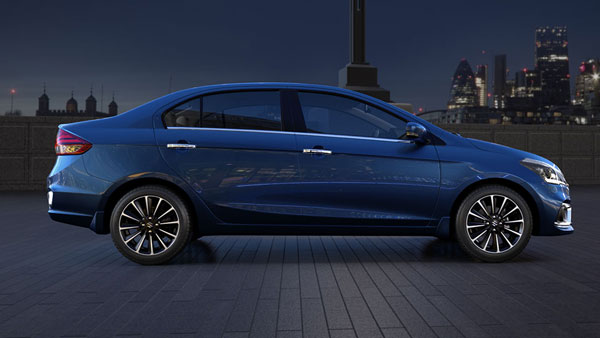 Maruti Ciaz Diesel Discontinued: Removed From Companies Official Website