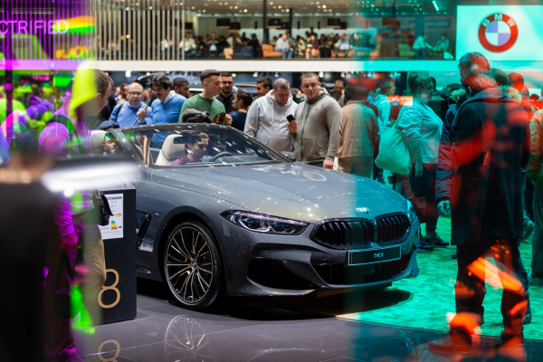 Geneva Motor Show 2020 Cancelled Due To Coronavirus Alert