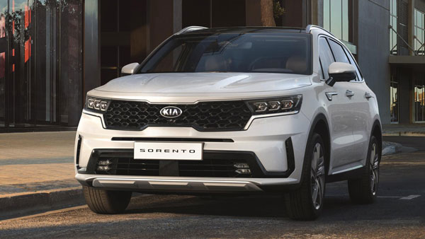 Next-gen Kia Sorento Revealed Ahead Of Debut At Geneva Motor Show