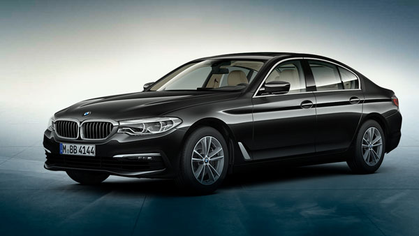 2020 BMW 530i Sport Launched In India