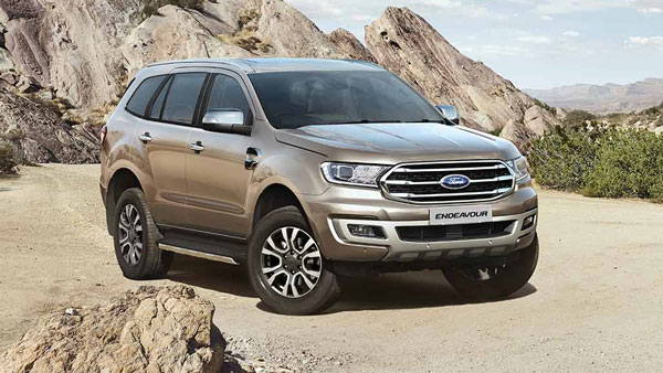 Ford Endeavour BS6 2020 Models Launched In India Starting At Rs 29.55 Lakh, Ex-Showroom, Delhi