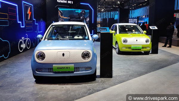 Electric Cars At Auto Expo 2020: Mahindra eKUV100, eXUV300, Renault K-ZE, Kia Soul EV, MG Marvel X &