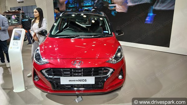 Hyundai Grand i10 Nios Sportz Turbo Variants Prices Revealed Ahead Of India Launch