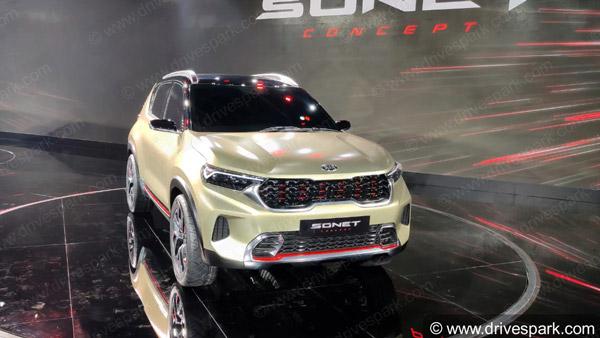 Kia Cars At Auto Expo 2020: Sonet Concept, Seltos X-Line, Carnival, Soul EV & More