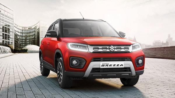 Maruti Suzuki Vitara Brezza BS6 Models Register 10,000 Units In Bookings In 20 Days