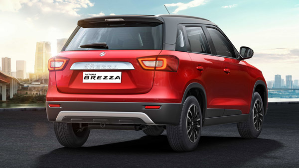 Maruti Suzuki Vitara Brezza BS6 Models Register 10,000 Units In Bookings In 20 Days
