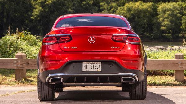 Mercedes Benz Glc Coupe Facelift Models Launching In India