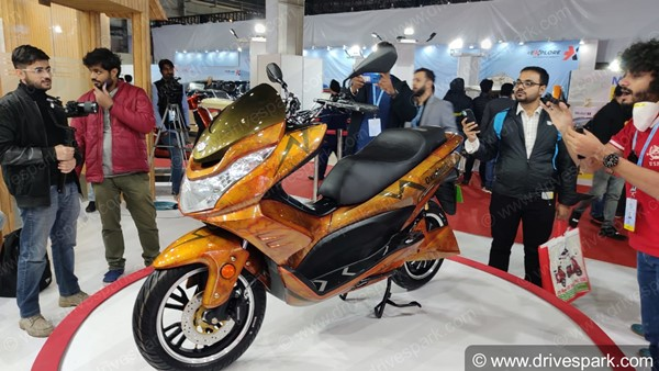 Auto Expo 2020: Okinawa Cruiser Maxi-Scooter Unveiled - Expected Launch Date, Specs, Features, Images & More