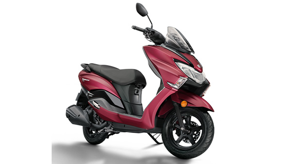 Suzuki Burgman Street 125 BS6 Model Launched In India At Rs 77,900