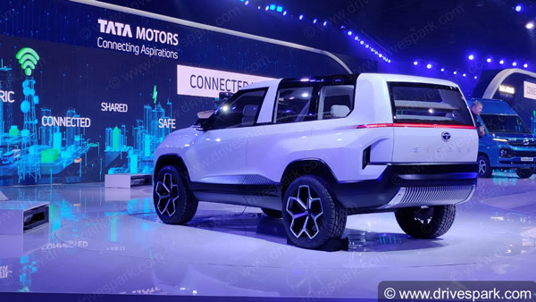 Tata Sierra Concept Can Be Put Into Production When Required Says Tata Motors