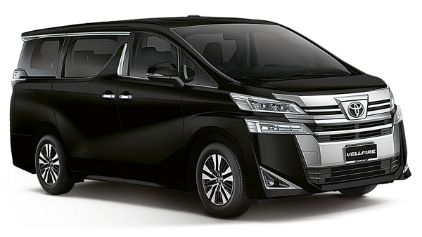 Toyota Vellfire India Launch Date Confirmed For 26th Of February: Specs, Features, Variants & Other Details