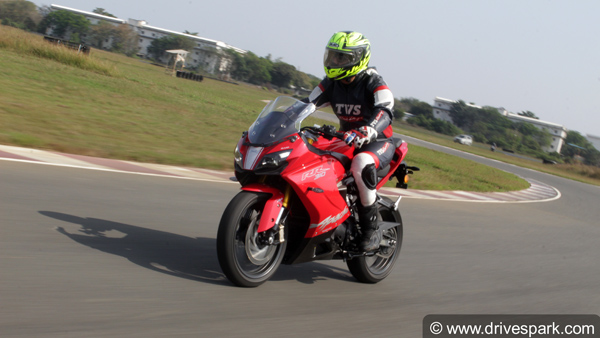 2020 TVS Apache RR310 BS6 (First Ride) Review: Crafted To Be More Invisible Than Before