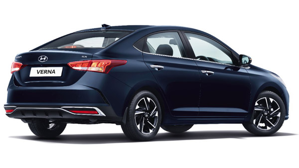 2020 Hyundai Verna Facelift Bookings Officially Begin