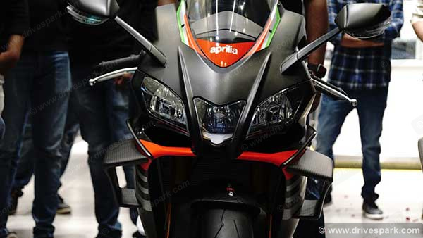 Aprilia RSV4 1100 Factory Delivered In India: Could It Be The Only One In The Country?