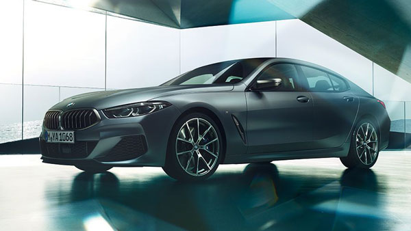 BMW 8 Series Gran Coupe India Launch Expected Soon: Will Rival The Porsche Panamera