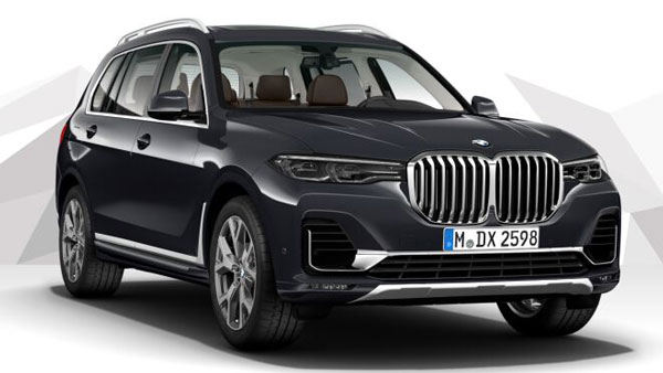 New BMW X7 Base Variant 'xDrive 30d DPE' Launched In India At Rs 92.50 Lakh: Specs, Features & Other Details