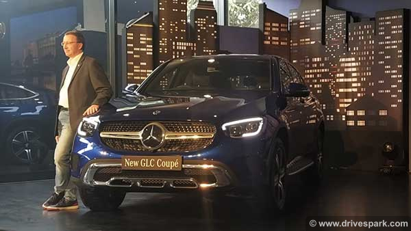 2020 Mercedes-Benz GLC Coupe Launch Price Rs 62.70 Lakh: Specs, Features, Bookings & Delivery Details