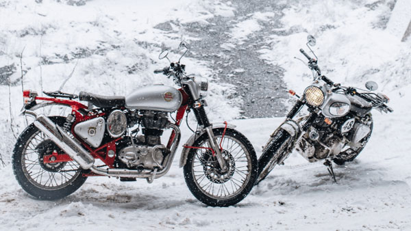 Royal Enfield Bullet Trails Discontinued In India: Sold For Less Than A Year