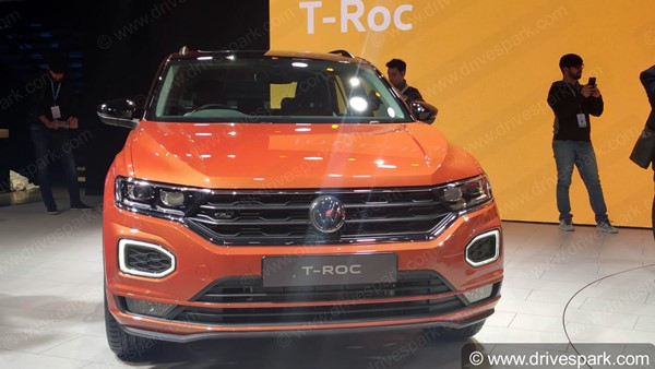 Volkswagen T-Roc India Specs Features & Colour Options Revealed Ahead Of Launch: To Rival The Jeep Compass