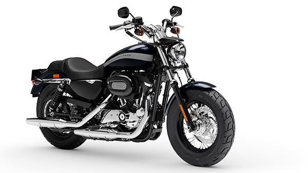 Harley Davidson 1200 Custom BS6 Models Launched In India Starting At Rs 10.77 Lakh Ex-Showroom