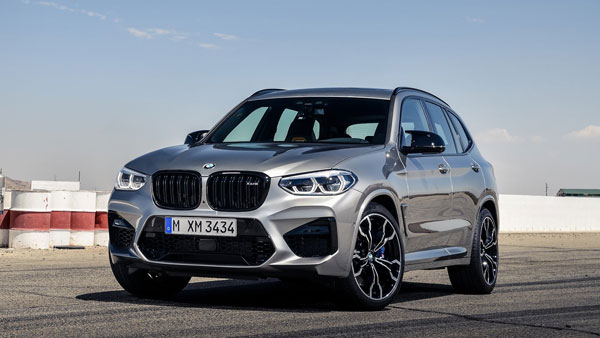 Spy Pics: BMW X3 M Spotted Testing In Mumbai Ahead Of India Launch