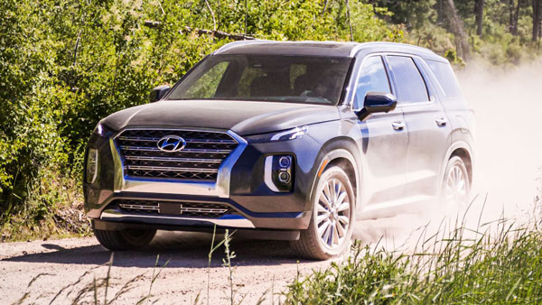 Hyundai Palisade SUV Could Come To India: Will Rival Ford Endeavour