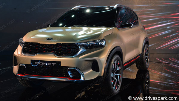 Kia Sonet India Launch Confirmed For August This Year: Rivals Hyundai Venue