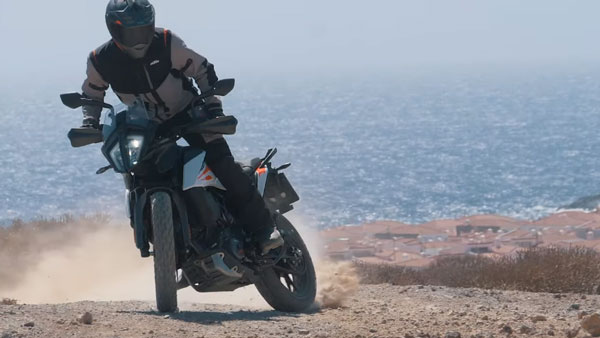 KTM 390 Adventure New TVC Video: Dual Sport Touring & Offroad Prowess Showcased