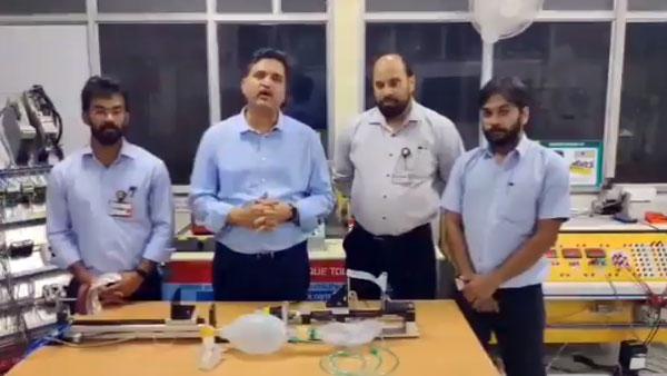 Coronavirus Outbreak: Mahindra Produces First Set Of Ventilator Prototypes Within 48 Hours