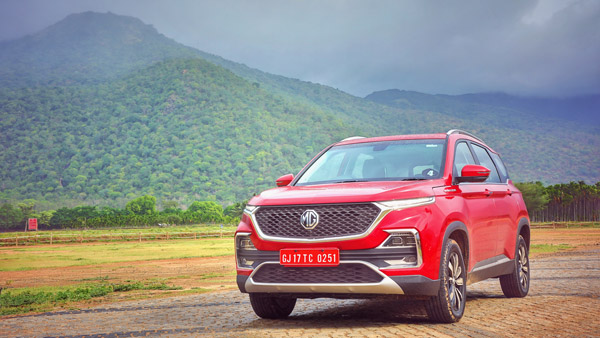 Coronavirus Pandemic: MG Motor Announces Rs 2 Crore Donation Towards Medical Aid In India