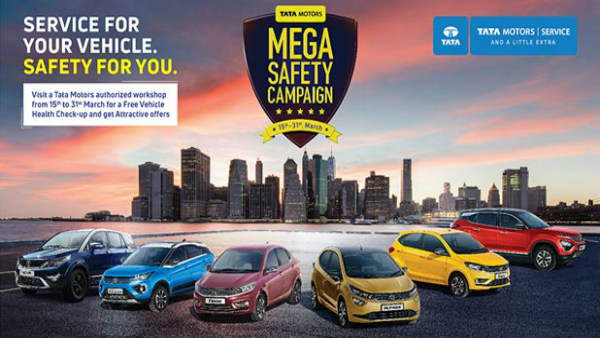 Tata Mega Service Campaign: Free Evaluation, Discounted Spares, & More