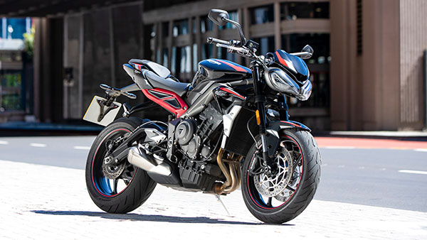 Triumph Is Likely To Launch The Street Triple R Soon In India