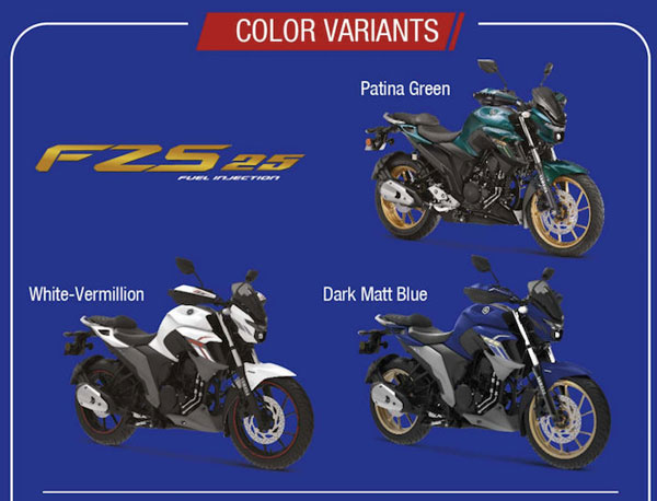 Yamaha FZ 25 & FZS 25 BS6 Motorcycles Listed On Website: Prices To Be Announced Post Lockdown