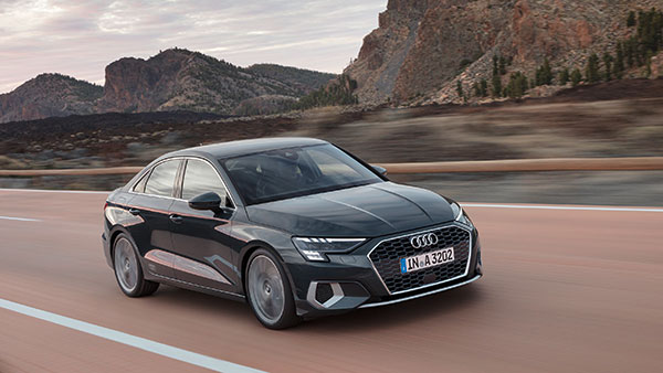 All-New Audi A3 Sedan Unveiled Globally — India Launch Next Year