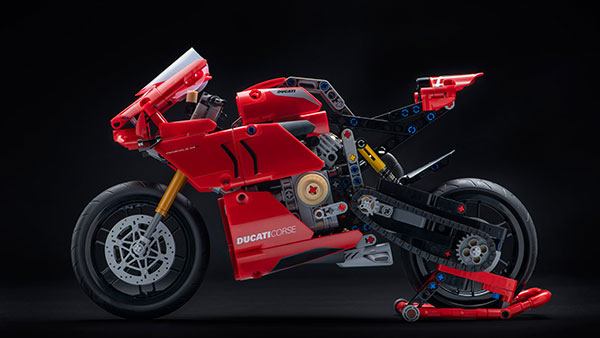 Ducati And LEGO Partner To Build Brick Model Of The Panigale V4 R: Features, Pricing & Expected Launch