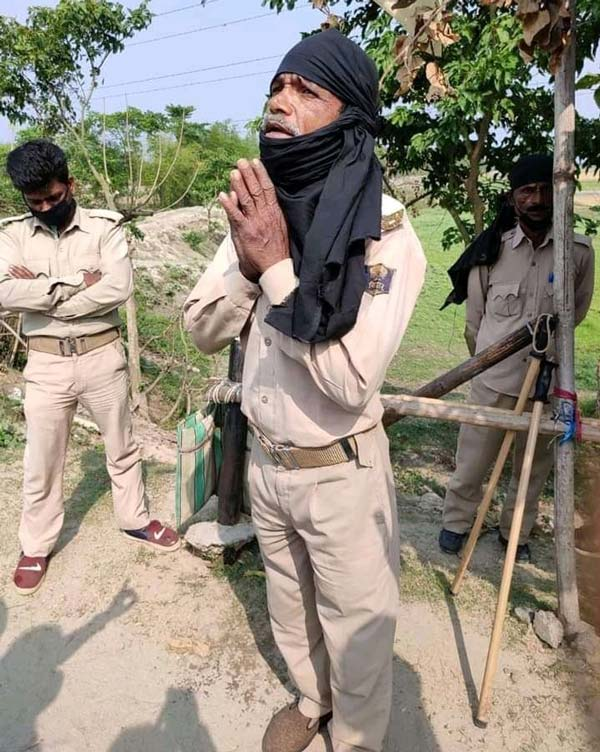 Home Guard Punished With Sit-Ups For Stopping District Agricultural Officers Car In Bihar
