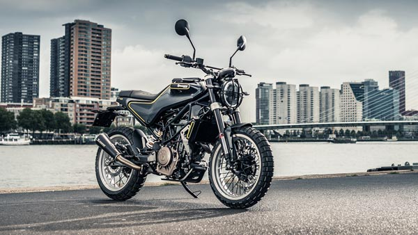 Husqvarna Svartpilen Vitpilen 401 Expected India Launch This Month