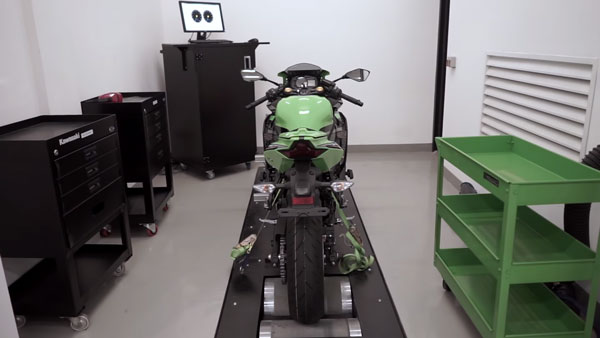 Kawasaki ZX-25R Redlines At 17,000rpm Over A Dyno Run: Video And Details