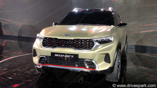 Kia Sonet Name Rejected By Department Of Industrial Policy And Promotion