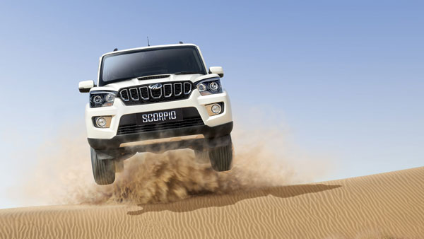 Mahindra Scorpio BS6 Bookings Open Online At Rs 5,000