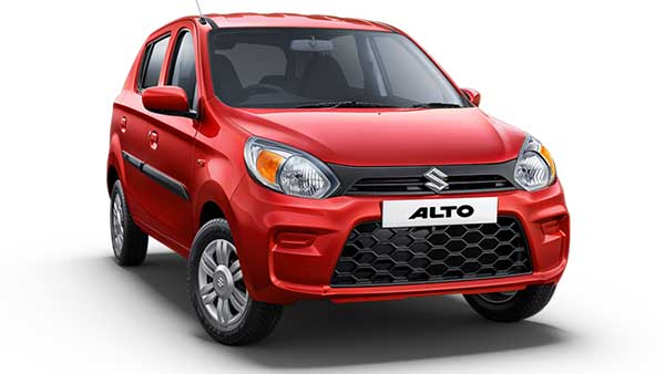 Best-Selling Cars In Financial Year 2019-20: Maruti Alto, Swift & Baleno Top The Charts