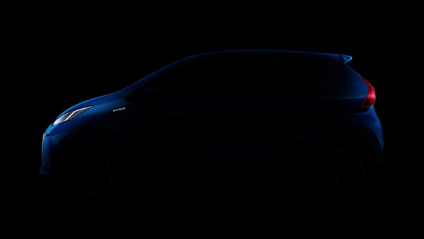 New (2020) Datsun Redi-GO Teaser Released: India Launch Expected Sometime Post Lockdown Period