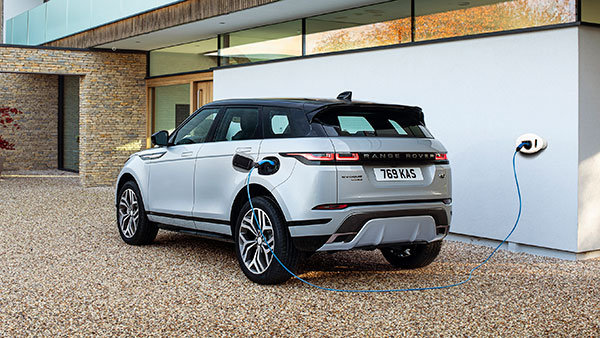 Range Rover Evoque And Land Rover Discovery Sport Now Available As Plug-In Hybrids