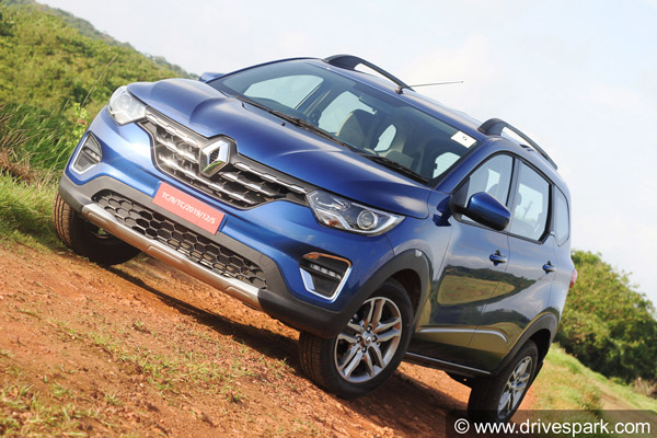 Renault Triber Prices Increased By Rs 4,000 Yet Again: Base Variant Prices Remain Unchanged