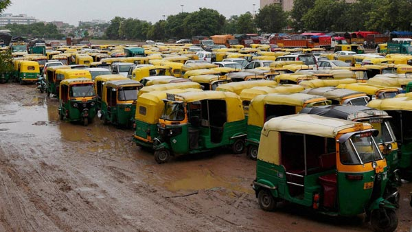 Delhi Government Financially Helps 14 Per Cent Of City's Auto-Rickshaw Drivers With Rs 5,000 Each