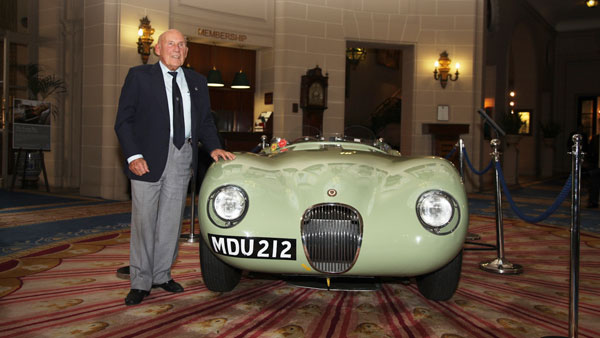 British Race Car Driver Sir Stirling Moss Passes Away At 90