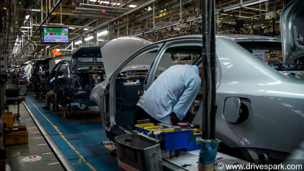 Indian Auto Industry To Restart Operations