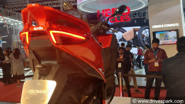 Aprilia SXR Scooters India Launch Delayed: Pushed To September Due To COVID-19 Outbreak