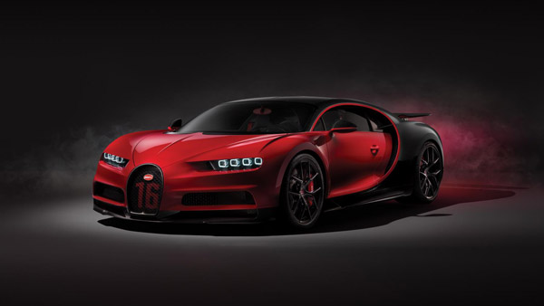 Bugatti Announces Temporary Suspension In Production Of Chiron And Divo Models