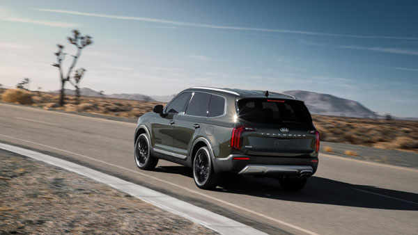 2020 World Car Of The Year Award Winner Is The Kia Telluride SUV: Beats 28 Other Contenders To Take The Top Honours